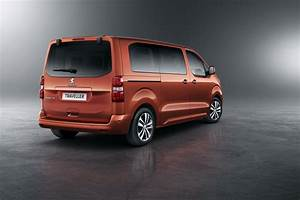 Peugeot Expert Traveller : these are the new peugeot traveller citroen spacetourer toyota proace vans carscoops ~ Gottalentnigeria.com Avis de Voitures