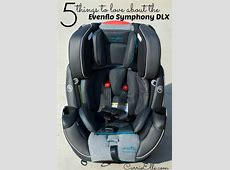 5 Things to Love About the Evenflo Symphony™ DLX Car Seat