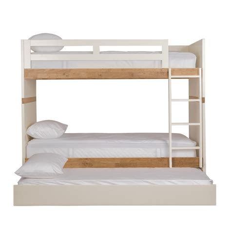 bunk bed callum bunk bed white target furniture