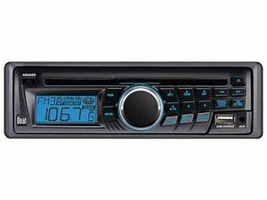 Dual Cd Receiver With Usb Charging Port