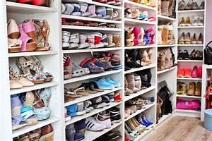 Schuhschränke Für Viele Schuhe : mein ankleidezimmer der schuhschrank the shoe closet fashion kitchen ~ Markanthonyermac.com Haus und Dekorationen