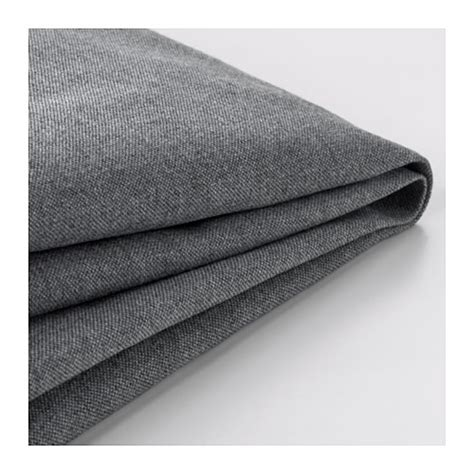 klippan cover two seat sofa vissle grey ikea