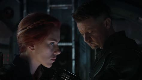 What Black Widow Hair Can Tell About Avengers