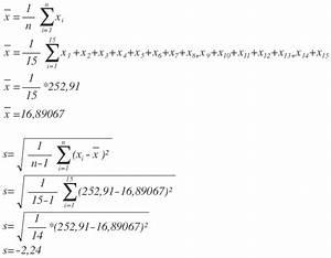 Wurzel Berechnen : messreihe mit standardabweichung berechnen mathelounge ~ Themetempest.com Abrechnung