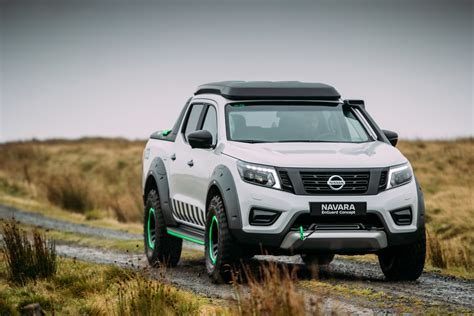 nissan navara 2020 new nissan navara enguard concept is the ultimate rescue