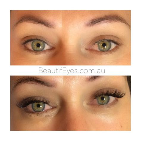 Best Eyelash Before And Afters Images On Pinterest Eyelash Extensions Eyelashes And Eye Makeup