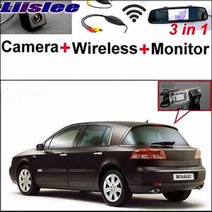 Liislee For Renault Vel Satis X73 3 In1 Special Rear View