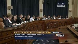 Hillary Clinton Testimony House Select Committee Benghazi ...