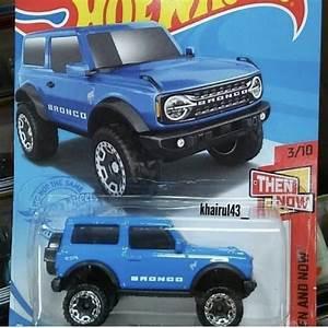 Hot Wheels 2021 Bronco | Bronco6G - 2021+ Ford Bronco Forum, News, Blog & Owners Community