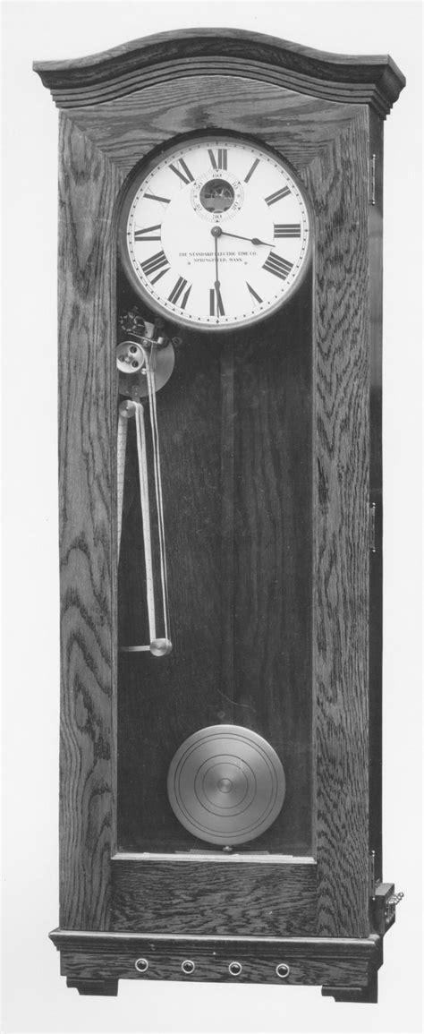 Original Factory Photos - Standard Electric Time Company