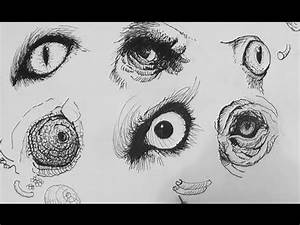 Pen Ink Drawing Tutorials | How to draw realistic animal ...