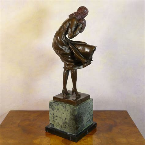 deco bronze figures s bronze bronze sculpture deco statues