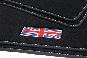 Fußmatten Mini One : exklusive union jack fu matten f r mini 1 i r50 r53 bj ~ Kayakingforconservation.com Haus und Dekorationen
