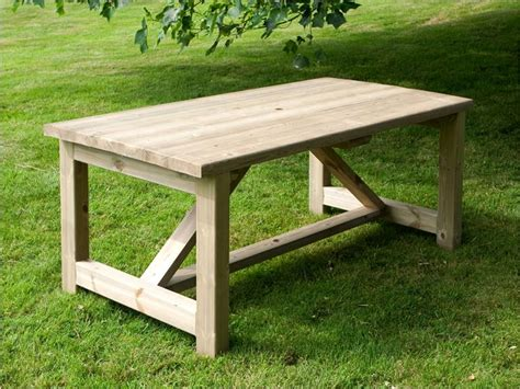 tavolo da giardino in legno tavoli da giardino tavoli e sedie consigli per i