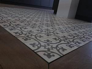 Carrelage sur parquet for Parquet ou carrelage