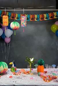 Party Deko Tipps : so plane ich eine hawaii party meine ~ Whattoseeinmadrid.com Haus und Dekorationen