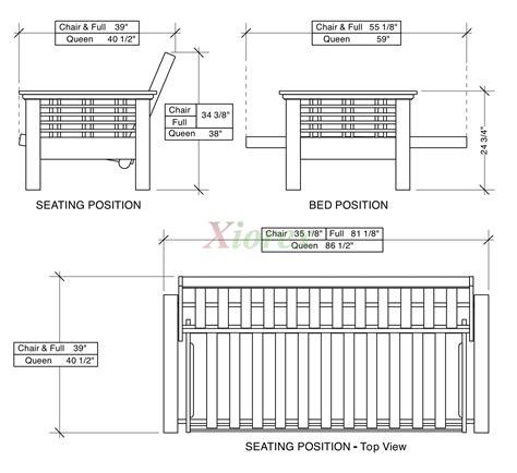 night  day vancouver futon wood futon frame lattice