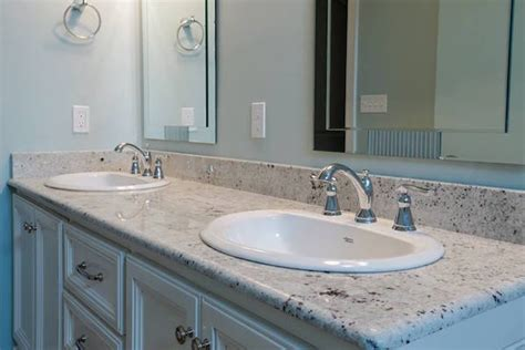 best way to clean granite composite sink how to replace a bathroom countertop homeadvisor