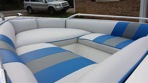 Boat Upholstery by Boat Upholstery New Upholstery Idea Boat Reupholstery