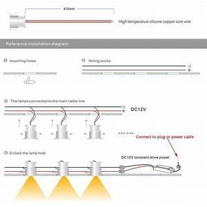 Ceiling Spot Light Wiring Diagram