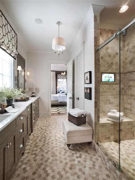 tiled bathrooms ideas photo page hgtv