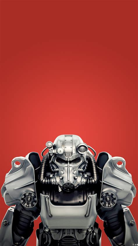 fallout  power armor mobile wallpapers   phone