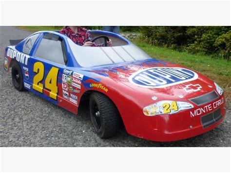 Nice Go Kart, Jeff Gordon #24 Nascar 6hp Tecumseh Qualicum