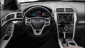 Ford Ranger Interieur : 2016 ford new ranger interior youtube ~ Medecine-chirurgie-esthetiques.com Avis de Voitures