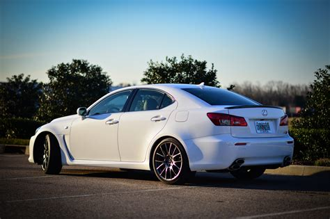 lexus isf white bmwblog test drive review 2014 lexus is f