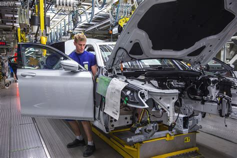 production process    bmw  series