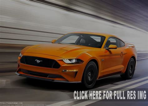 ford mustang gt redesign    auto suv