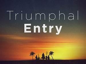 Luke 19:28-44 - The Un-Triumphal Entry | Redeeming God