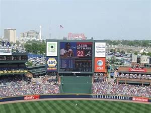 Turner Field Atlanta Braves Ballpark Ballparks Of Baseball
