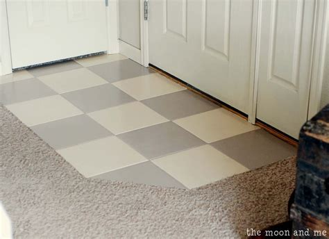 Hometalk  Painting A Ceramic Tile Floor