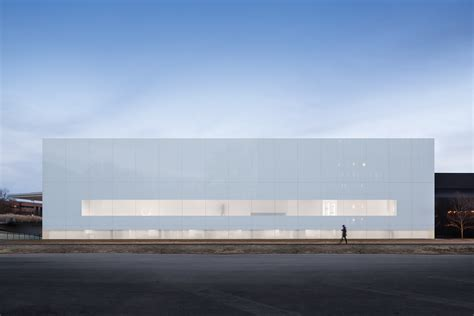 home interior railings corning museum of glass contemporary design wing
