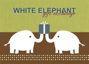 white elephant gift exchange ideas for parties from purpletrail