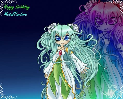 Hortensia Birthday T By Kenothewolf On Deviantart