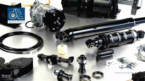 DT SPare Parts - Truck Cabin Parts - YouTube