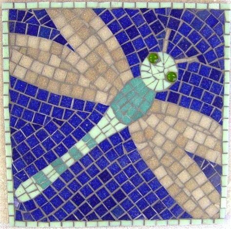 mosaic dragonfly school mosaic