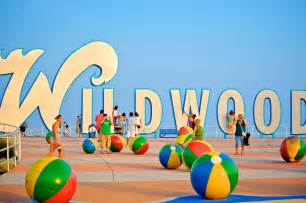 Wildwood New Jersey Sign