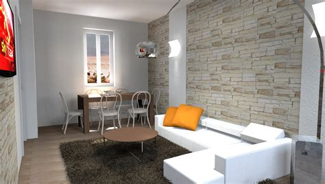 esempi  progetti   arredare casa architettiamo progetti