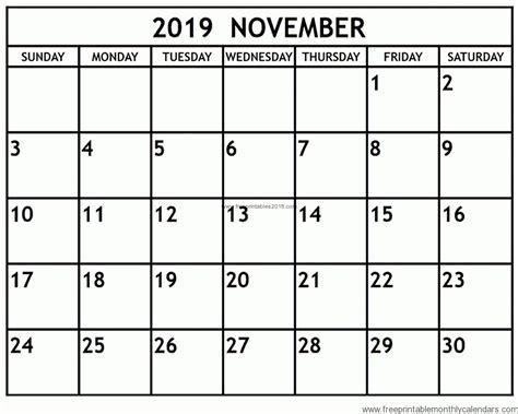 catch  printable calendar  october november