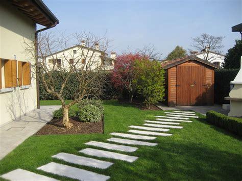 immagini di giardini privati progetto giardino in inverno verde idea