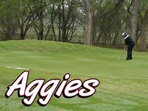 News - Five Aggie Golfers Mark Season Lows at OBU Spring ...