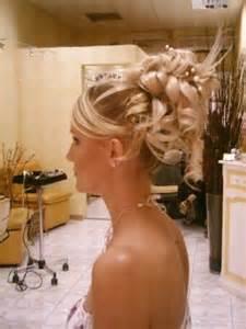coupe de mariage wedding hair theme robe de mariée