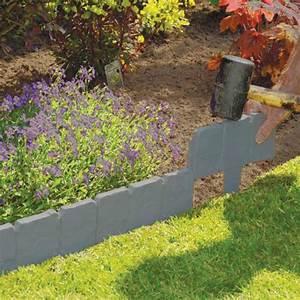 Cobbled, Stone, Effect, Garden, Lawn, Edging, Plant, Border, Various, Quantities