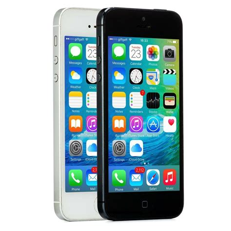 Maße Iphone 5 by Apple Iphone 5 Smartphone At T Sprint T Mobile Verizon Or