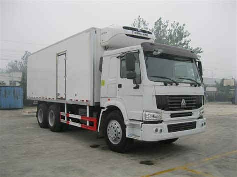 Truck Refrigerator by China 6x4 Howo Refrigerator Truck Photos Pictures Made