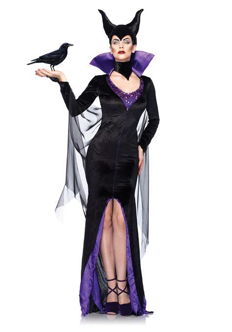 disney witch maleficent halloween costume  women