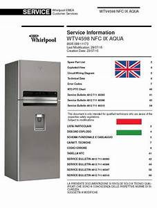 Pin On Whirlpool Refrigerators  U0026 Freezers Service Manuals